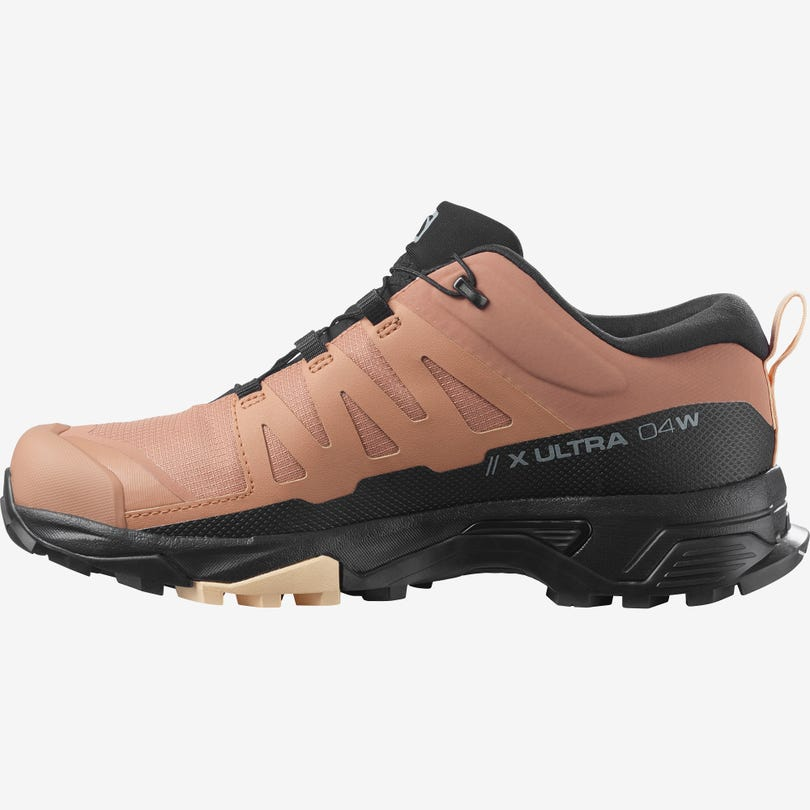 SALOMON OBUV X ULTRA 4 GTX W MOCHA MOUSSE/BLACK