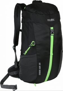 HIGH COLORADO RUKSAK EIGER 28 BLK/GREEN