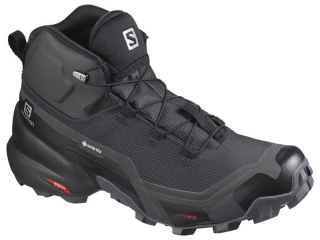 SALOMON CROSS HIKE MID GTX W PHANTOM/BLK