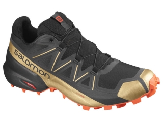 SALOMON SPEEDCROSS 5 LTD EDITION BK/BK