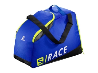 SALOMON VAK NA LYŽIARKY EXTEND MAX GEARBAG RACE B/NEON YELLOW