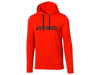 ATOMIC MIKINA RS HOODIE RED