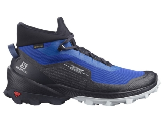 SALOMON OBUV CROSS OVER CHUKKA GTX TURKISH SEA/N