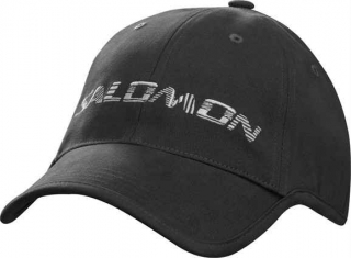 SALOMON CAP black