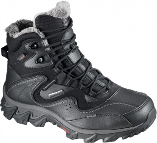SALOMON SOKUYI WP BLACK