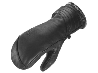 SALOMON RUKAVICE NATIVE MITTEN W BLACK