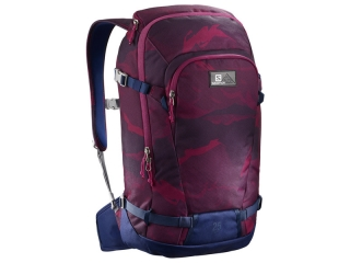 SALOMON SIDE 25 BEET REDMEDIEVAL BLUE