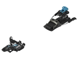SALOMON VIAZANIE T MTN  BRAKE BLACK BLUE