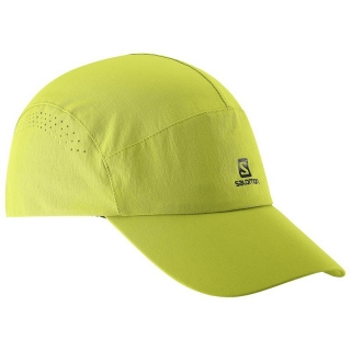 SALOMON SOFTSHELL CAP LIME