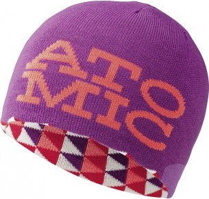 ATOMIC ČIAPKA AMT STACKED REVERS BEANIE LILAWHPINK