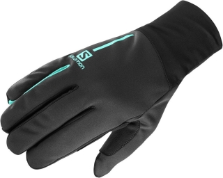 SALOMON RUKAVICE  EQUIPE GLOVE U BLKBLUE