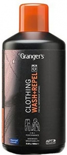GRANGERS 2 in1 CLOTHING WASH REPEL 1000 ml