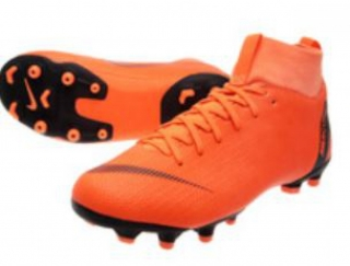 NIKE SUPERFLY 6 ORANGE