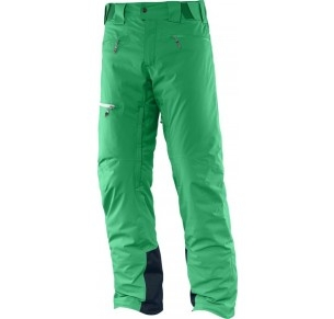 SALOMON WHITECLIFF PANTS GTX M GREEN