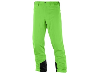 SALOMON ICEMANIA PANT M GREENERY