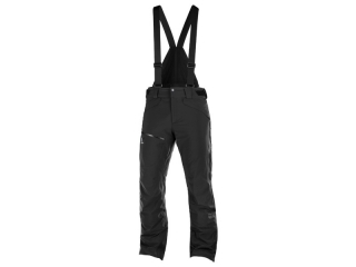 SALOMON CHILL OUT BIB PANT M BLACK