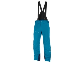 SALOMON CHILL OUT BIB PANT M -LYONS BLU