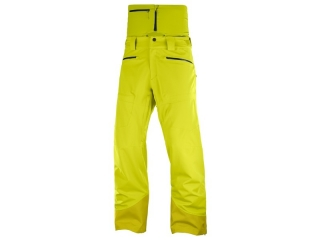 SALOMON NOHAVICE  QST GUARD PANT M CITRONELLE