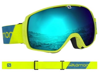 SALOMON XT ONE NEON YELLOWSOLAR BLUE