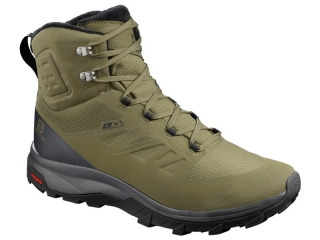 SALOMON OUTBLAST TS CSWP BURN OLIVPHANTOM