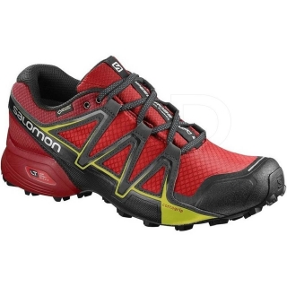 SALOMON SPEEDCROSS VARIO GTX FIERY REDBLK