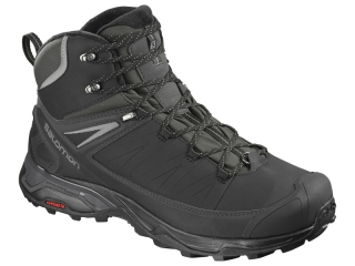 SALOMON X ULTRA MID WINTER CS WP BKPHA