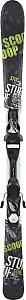 STUF SKI SCOOP JR BLKGREE
