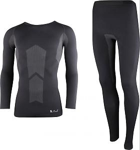 STUF TERMO SEAMLESS H. BLK