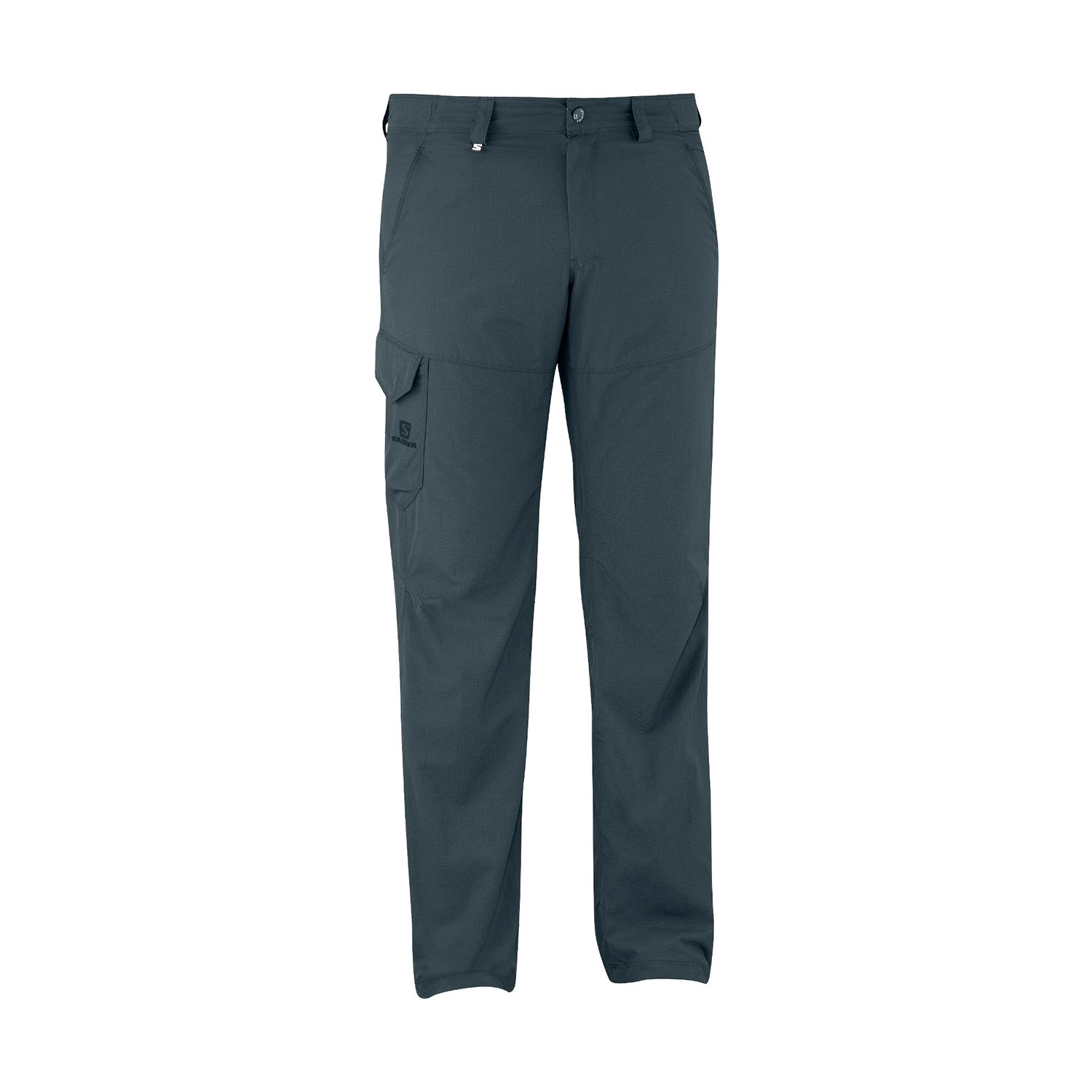SALOMON FURTHER PANTS M DARK CLOUD