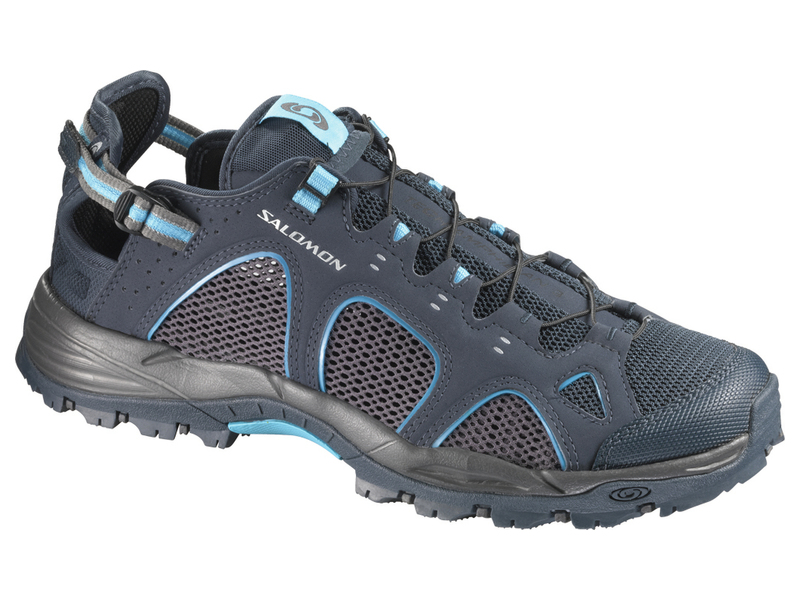SALOMON TECHAMPHIBIAN BLKBLUE