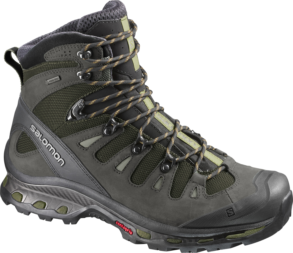 SALOMON QUEST 4D 2 GTX GREEN ASP