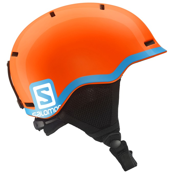 SALOMON GROM JR ORANGE