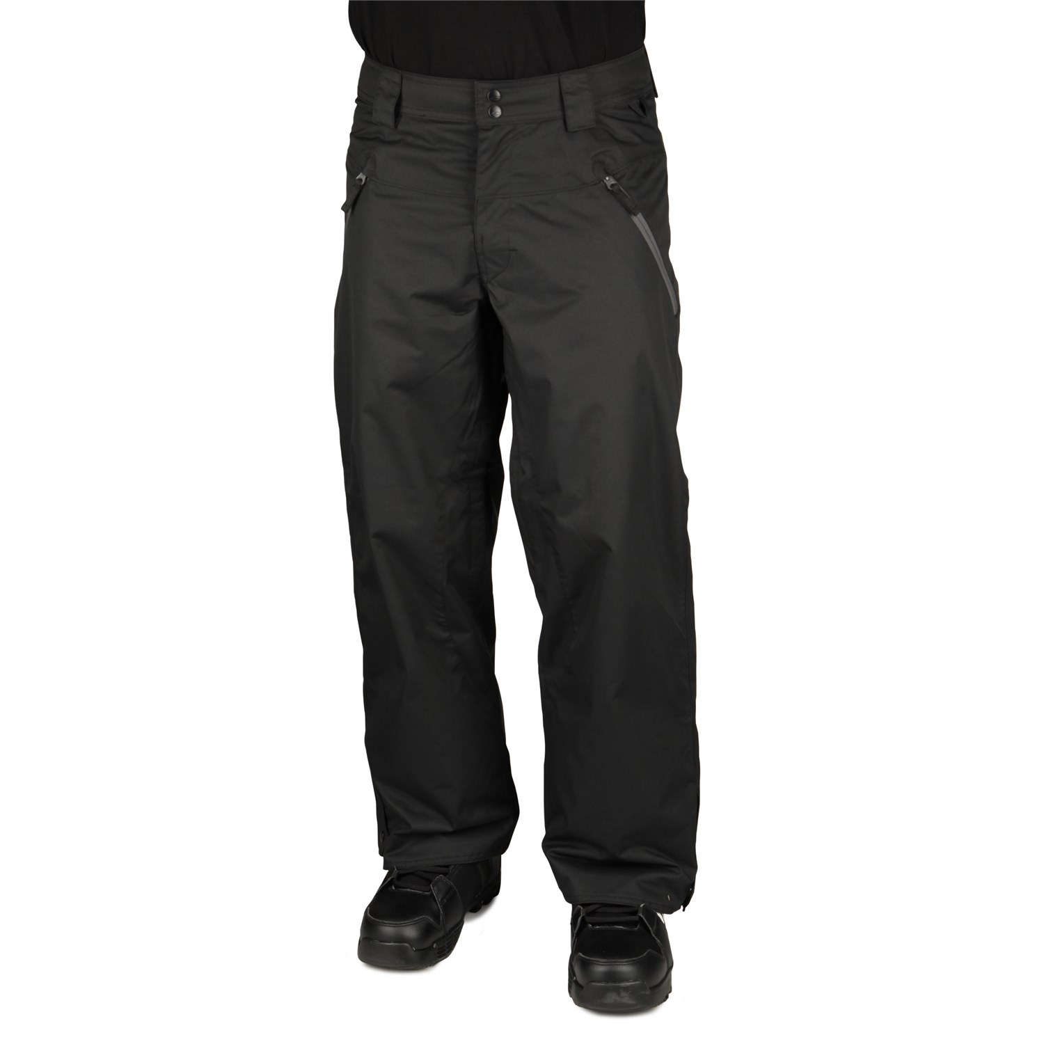 OAKLEY SHELF LIFE PANTS BLACK