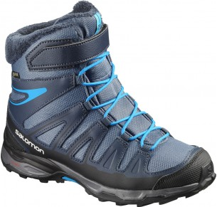 SALOMON X ULTRA WINTER GTX J BLUEBLK