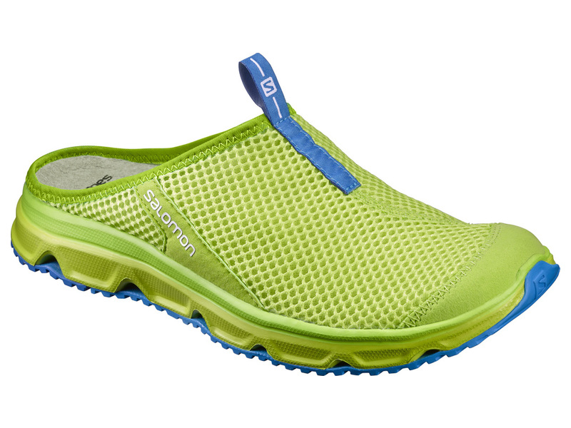 SALOMON RX SLIDE 3 LIMELIME