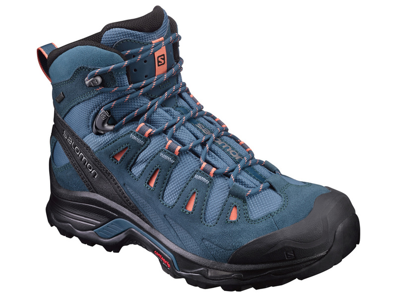 SALOMON QUEST PRIME GTX W MALLARD BLUE