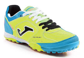 JOMA TOP FLEX LEMON BLUE