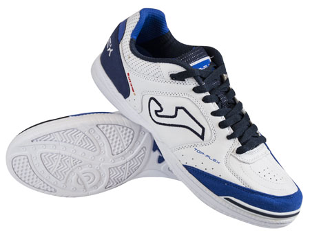 JOMA TOP FLEX WHITEBLUE