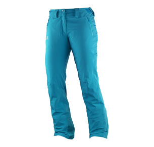 SALOMON ICEGLORY PANT W KOUAK BLUE