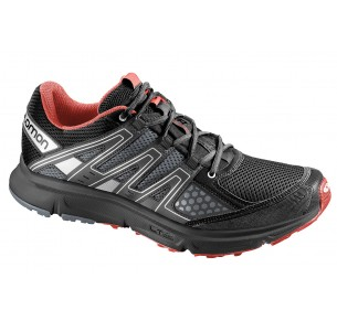 SALOMON XR SHIFT BLACKDARK CLOUDRED