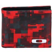 OAKLEY PAYDAY WALLET RED