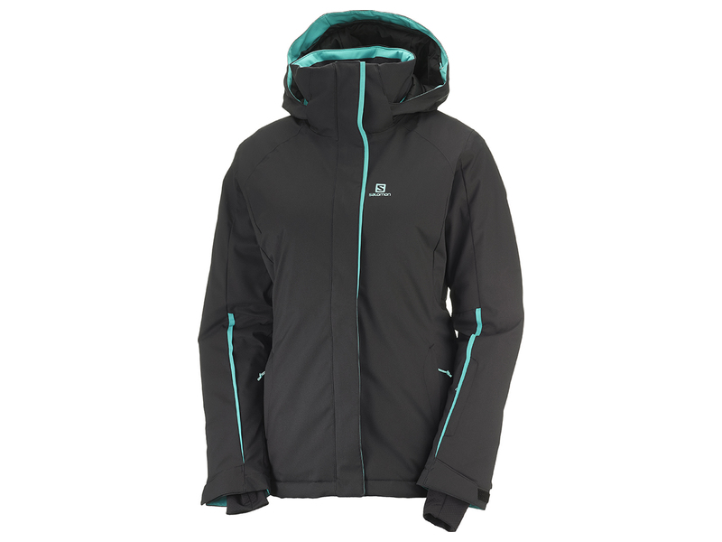 SALOMON BUNDA STORMPUNCH JKT W BLACK