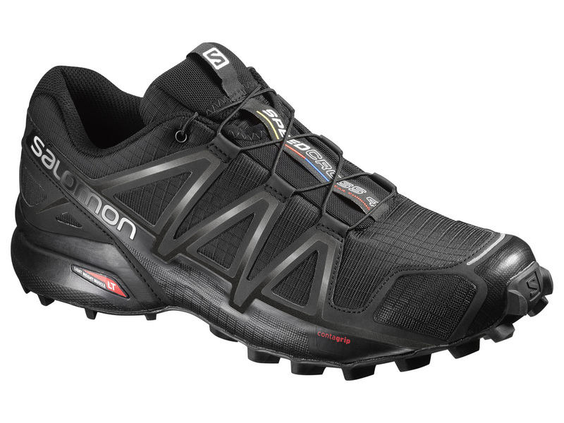 SALOMON OBUV SPEEDCROSS 4 BKBKBLACK