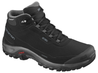SALOMON SHELTER CS WP BLK/EBONY 20/21