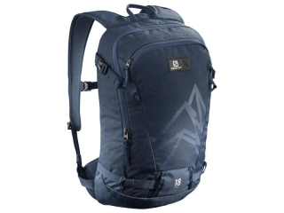 SALOMON BATOH SIDE 18 DARK DENIM
