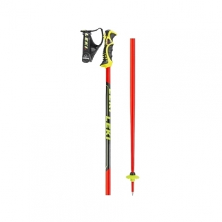 LEKI WORLDCUP RACING SL BLKREDNEON