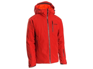 ATOMIC BUNDA M SAVOR 2L GTX JACKET DARK RED
