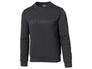 ATOMIC  MIKINA SWEATER ANTHRACITE