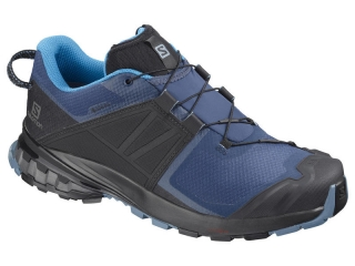 SALOMON XA WILD GTX SARGASSO SEA/BLACK/BLUE