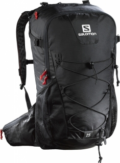 SALOMON RUKSAK EVASION 25 BLACK